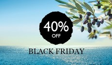 Black Friday – spectacular discount, save 40%