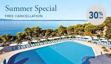 Summer Special - 30% discount & free cancellation