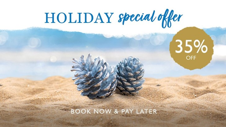 Extended Holiday Special Offer