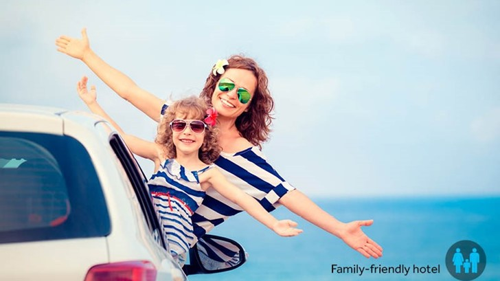 Free summer holidays for two children
